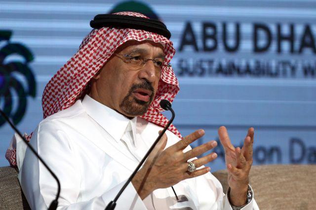 وزير البترول السعودي خالد الفاتح