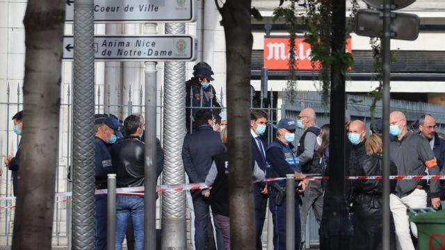 النيابة العامة لمكافحة الإرهاب بدأت تحقيقا في جريمة القتل.
