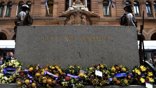 ذكرى، إنهاء الحرب العالمية الأولى