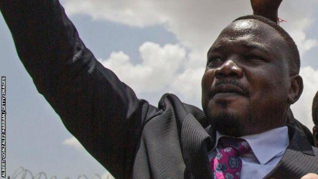 Suspendu pour irrégularités financières, le président de la fédération Sud-soudanaise de football clame son innocence.