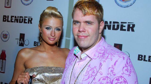 Paris Hilton e Perez Hilton