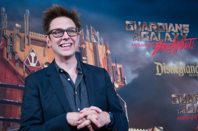 James Gunn: Disney rehires sacked Guardians of the Galaxy director