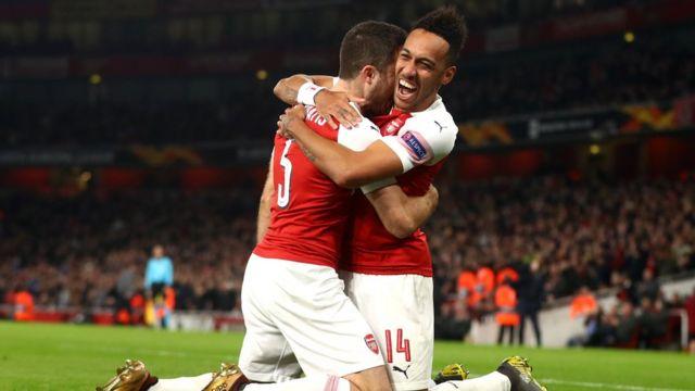 Football, Gabon, Arsenal, Ligue Europa