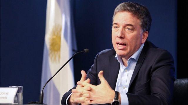 Ministro de Economía de Argentina, Nicolás Dujovne