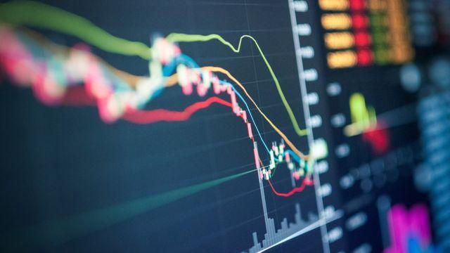 Ilustração de tabela de índices econômicos
