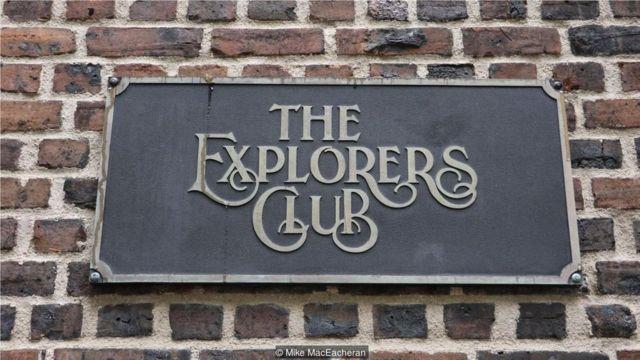 探险家俱乐部是全球最令人敬畏的野外科学机构之一,其总部位于纽约的一栋联排建筑里。