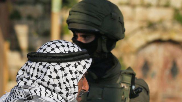 الصراع الفلسطيني الاسرائيلي