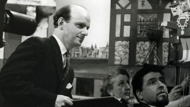 Gordon Murray in 1957