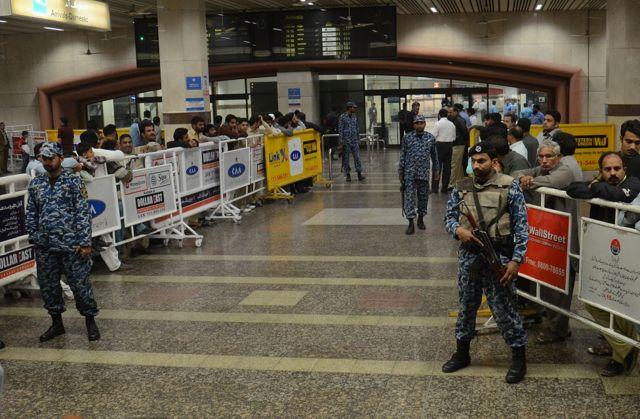 लाहौर एयरपोर्ट