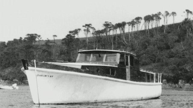 Archive photo of the Darlwyne