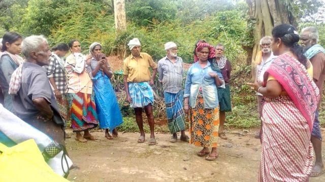 Thiruchelvi now works with local communities