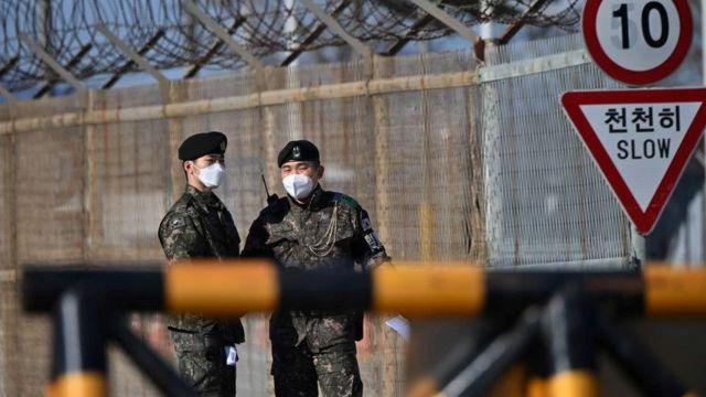 韓国、北朝鮮からの侵入者に3時間気付かず 警報誤作動と勘違い - BBC ...