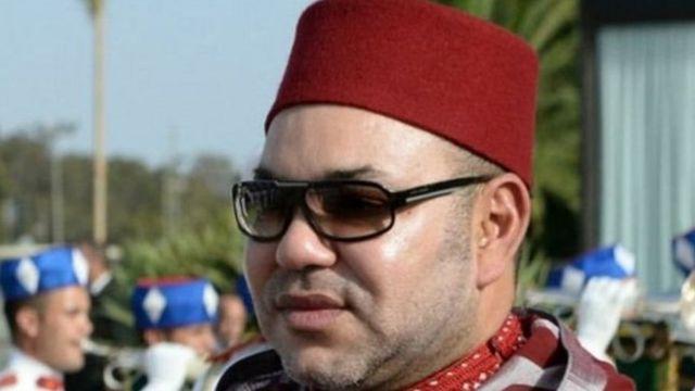 Umwami wa Maroc