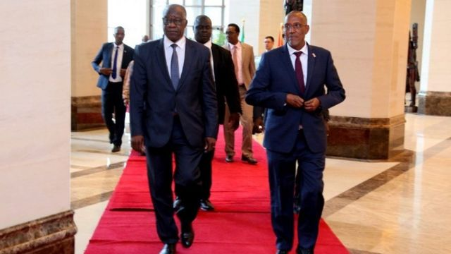 Madaxweynaha Somaliland, Muse Biixi ayaa si heer sare ah loogu soo dhaweeyay Jamhuuriyadda Guinea