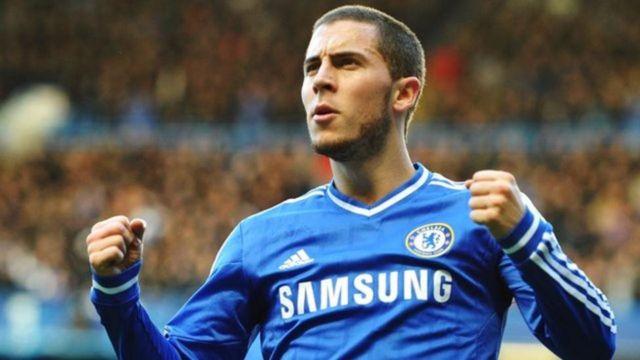 Eden Hazard wa Chelsea