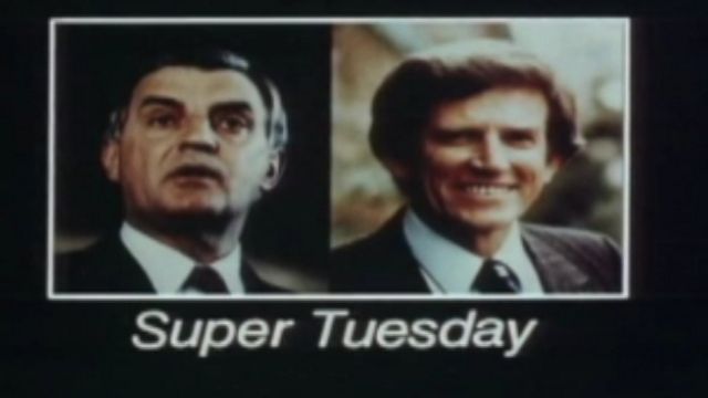 Super Tuesdays through the years