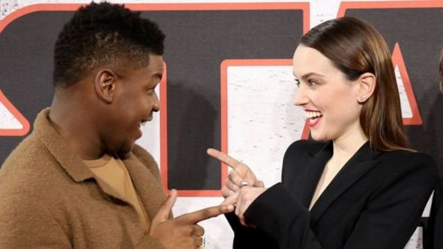 John Boyega dan Daisy Ridley pendatang baru di daftar 30 terkaya.