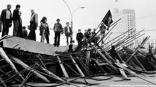 Liên Xô 'sụp đổ vì nhiều lãnh đạo cao cấp tham nhũng'