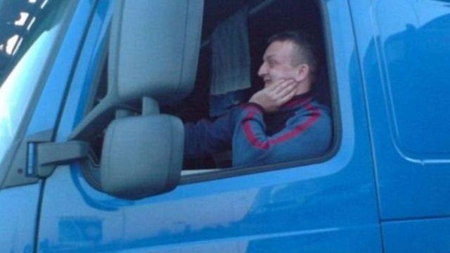 ट्रक चालक
