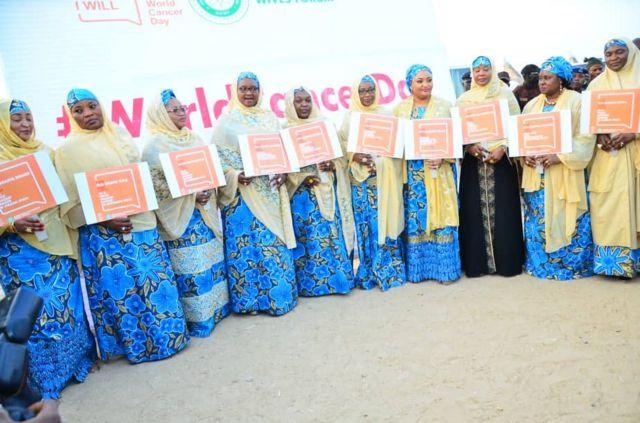 Matan gwamnonin jihohin arewacin Najeriya kenan a Maidugurin jihar Borno