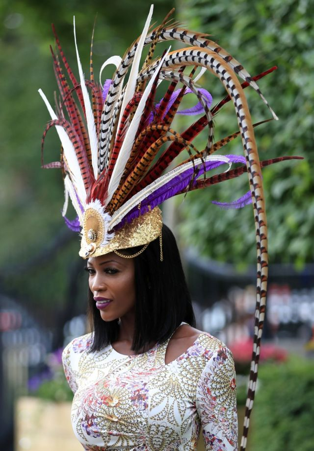In pictures: Royal Ascot Ladies' Day