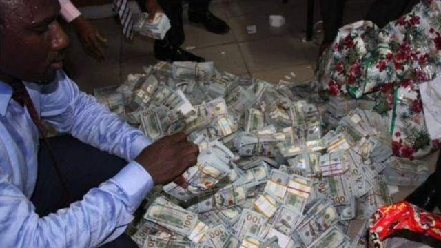 Nigeria, korupsi