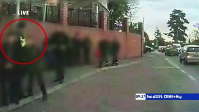 Jim Donegan: 'Paramilitaries' behind school gate murder