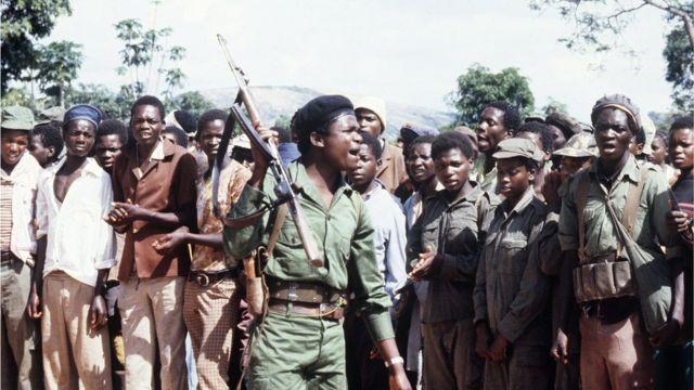 Dadkii u soo dagaalamay xoriyadda Zimbabwe sannadihii 1970yadii ayaa in badan awooda dalka soo maamulay