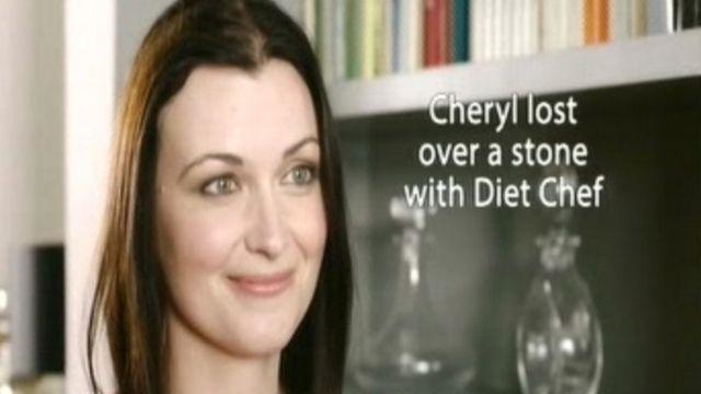 Diet Chef reklamı