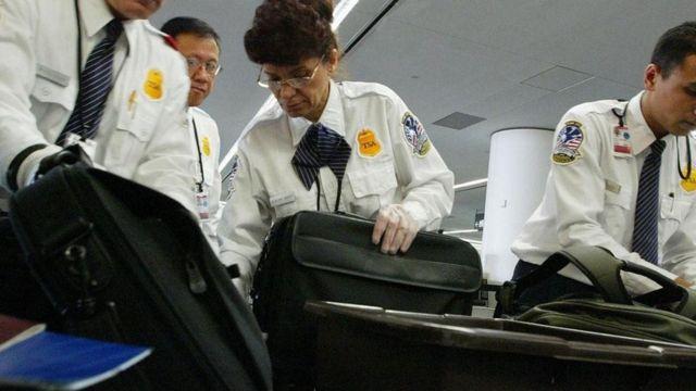 pesawat, keamanan