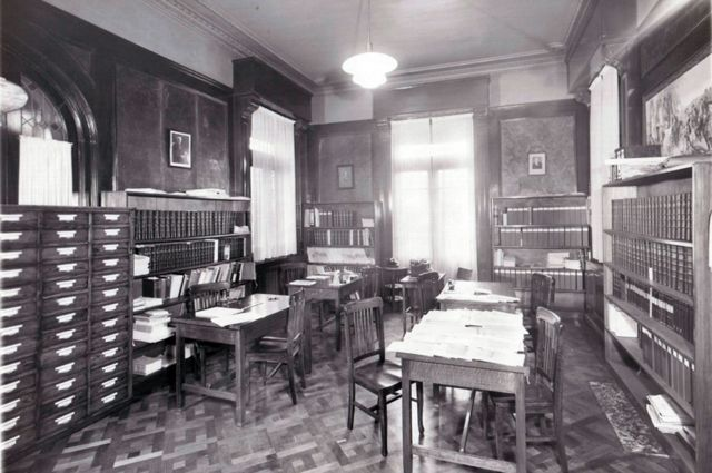 Antiguo laboratorio del Ibyme