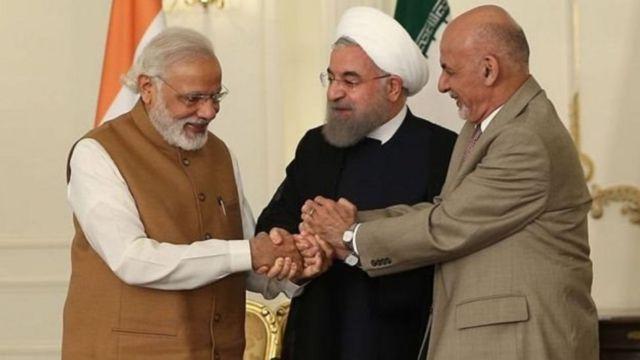 ભારત-અફઘાનિસ્તાન-ઇરાન
