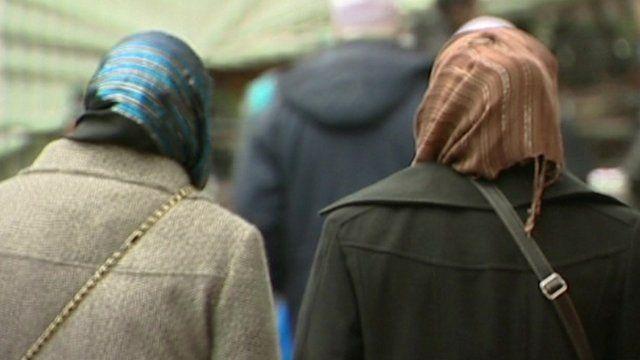 Women in Whitechapel, London
