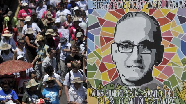 Imagen de Monseñor Óscar Arnulfo Romero