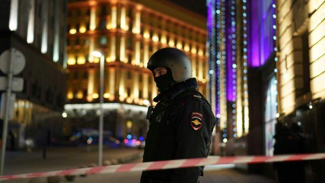 Moskova'da polis güvenlik önlemlerini artırdı