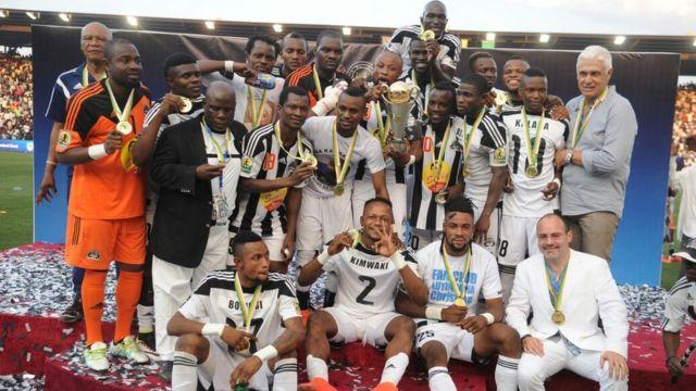 Le club de Lubumbashi remporte le seul titre africain qui manquait à son palmarès