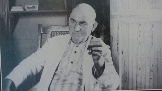 Ángel Castro, padre de Fidel Castro.