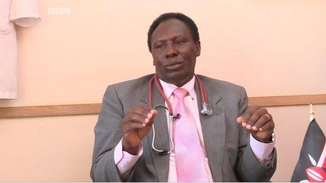 Daktari William Kiuna