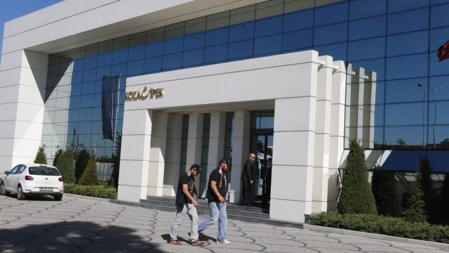 Koza-İpek Holding TMSF'ye devredilen şirketler arasında