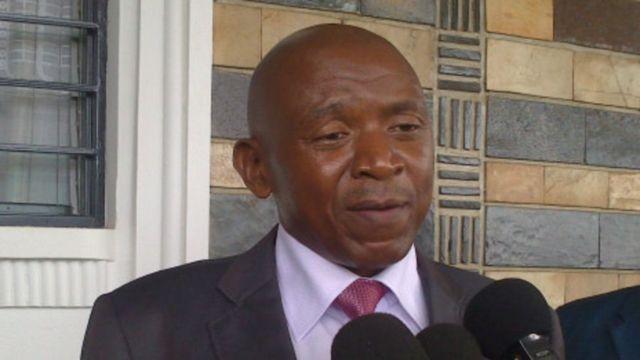 Hon Agathon Rwasa