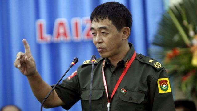 KIO ဒု ဥက္ကဌ ဗိုလ်ချုပ် ဂွမ်မော်