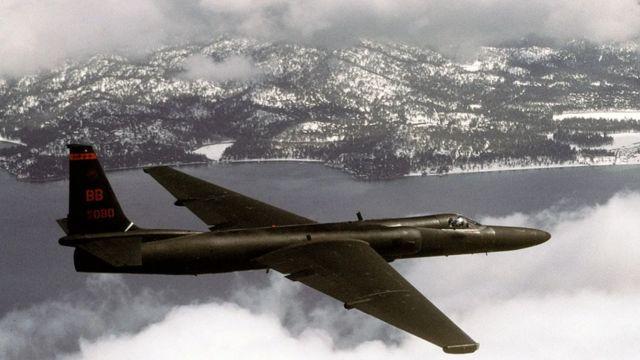 Foto de un U-2 de la primera generación.