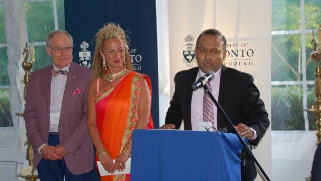 கனடா: டொரண்டோ பல்கலையில் அமைகிறது `தமிழ் இருக்கை'