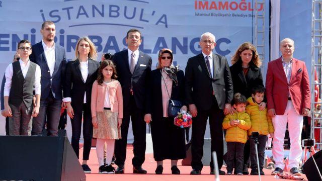 kılıçdaroğlu ailesiyle