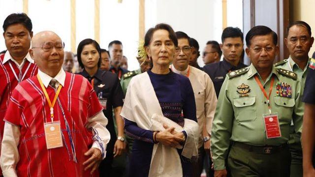 အစိုးရ၊ တပ်မတော်နဲ့ တွေ့ဆုံဆွေးနွေးပွဲတိုင်း မြောက်ပိုင်းမဟာမိတ်အဖွဲ့ ၄ ဖွဲ့လုံး အတူပါဝင်မယ်