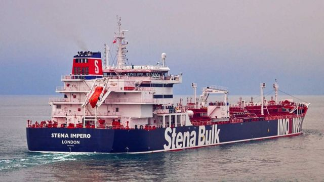 Iran tanker crisis a 'diplomatic test' for new UK PM