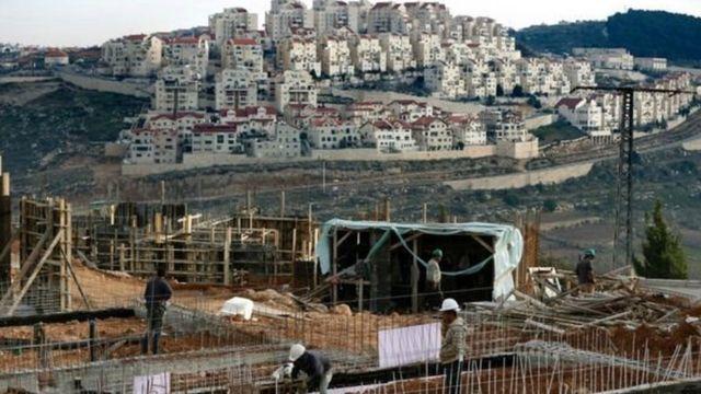 permukiman Yahudi
