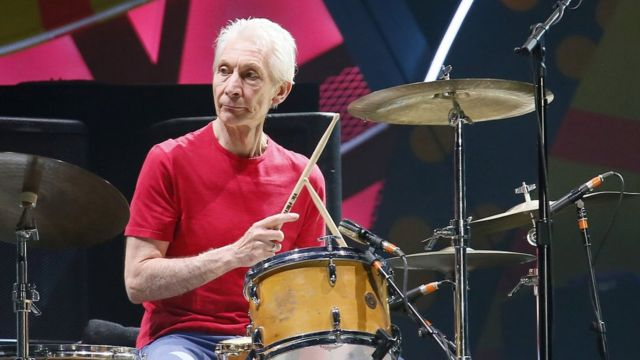 Charlie Watts: 5 de los mejores ritmos del baterista de los Rolling Stones  - BBC News Mundo