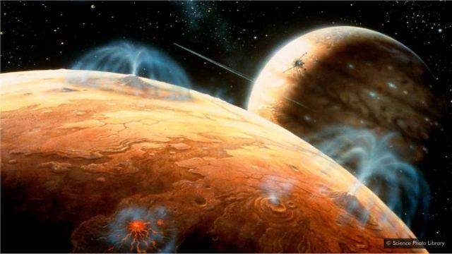 وائجر، خلا، ناسا، نظام شمسی