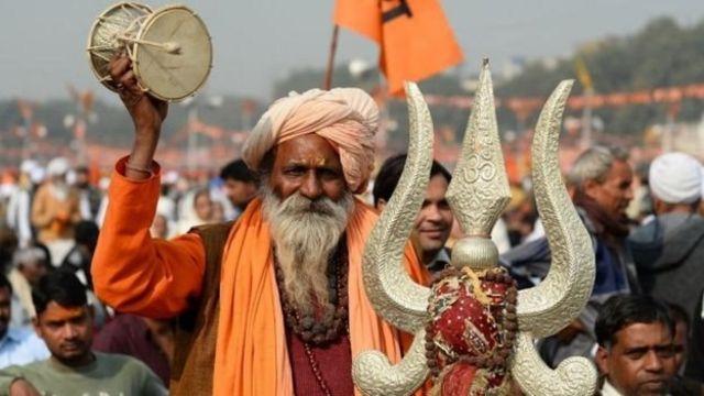 हिंदू संत